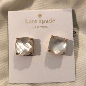 Kate Spade Square Stud Earrings